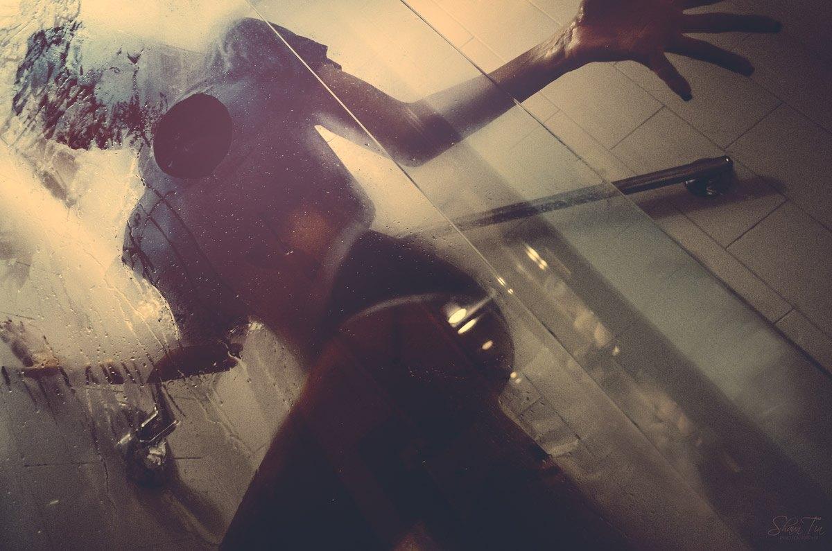 Dakota Shannon in the Shower