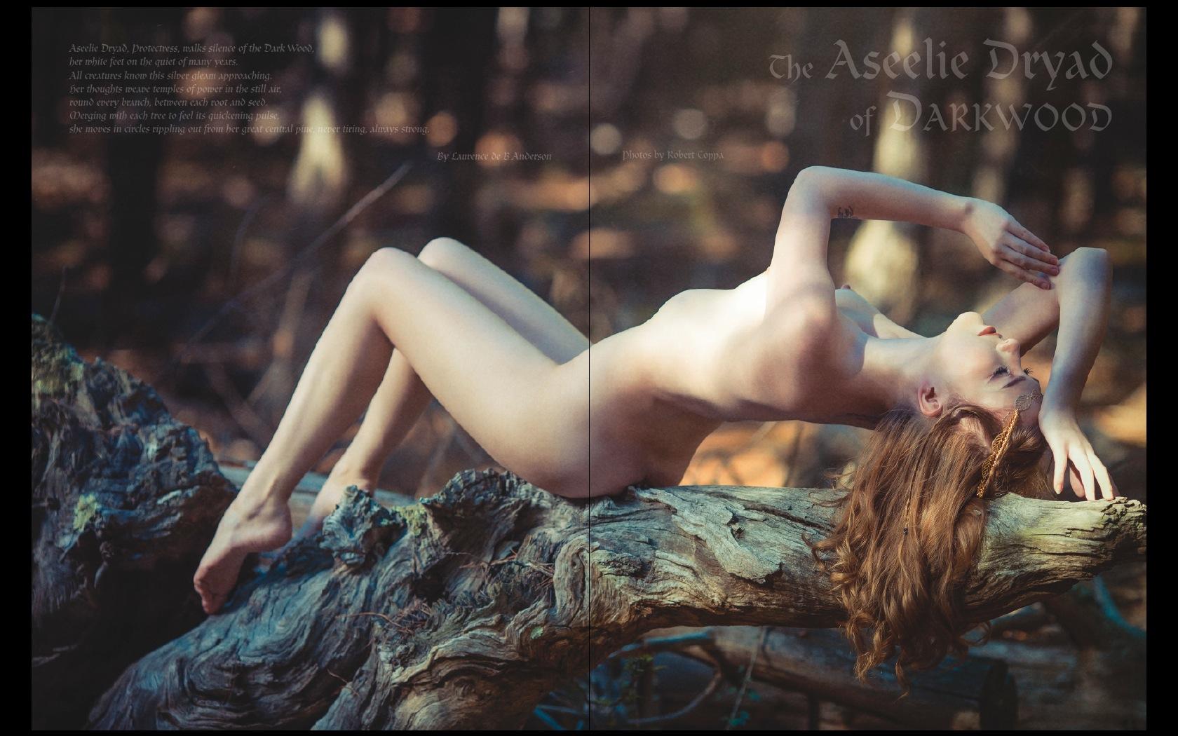 The Aseelie Dryad of Darkwood