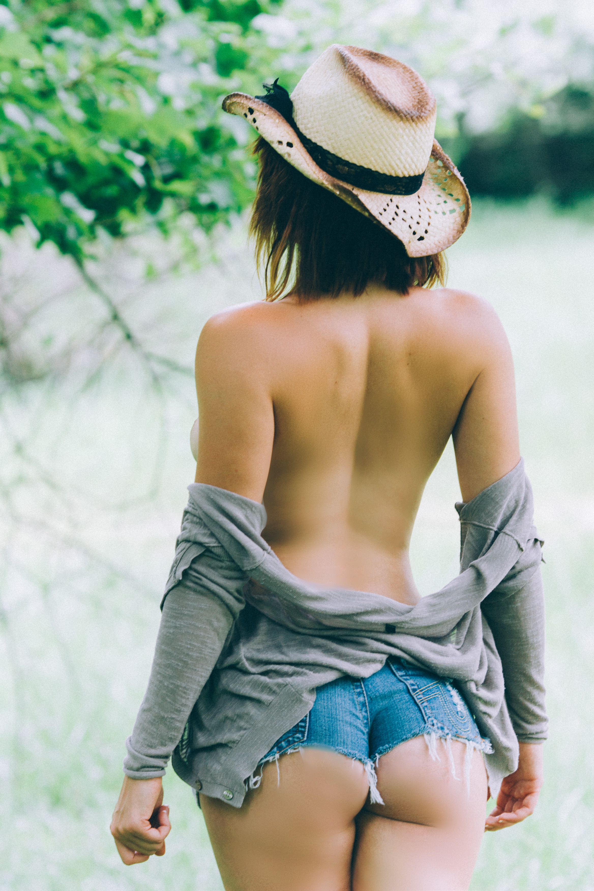 cowgirl implied